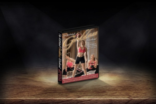 DVD: Kettlebell Goddess Workout
