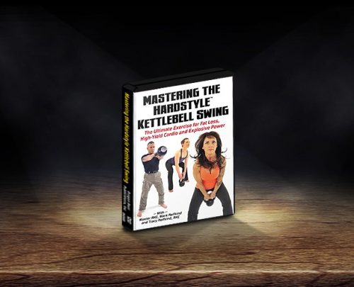 DVD: Mastering the Hardstyle Kettlebell Swing