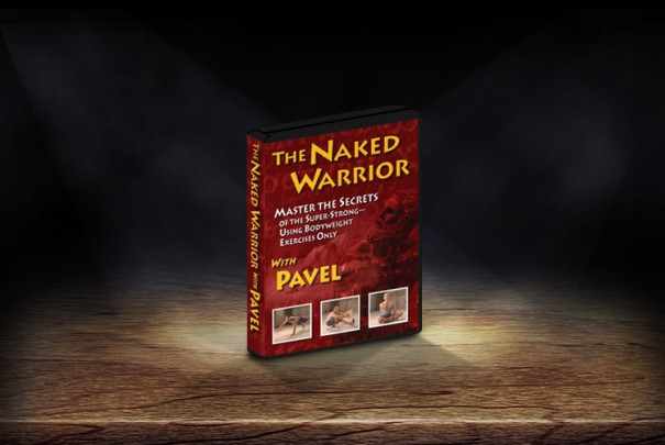 DVD: The Naked Warrior