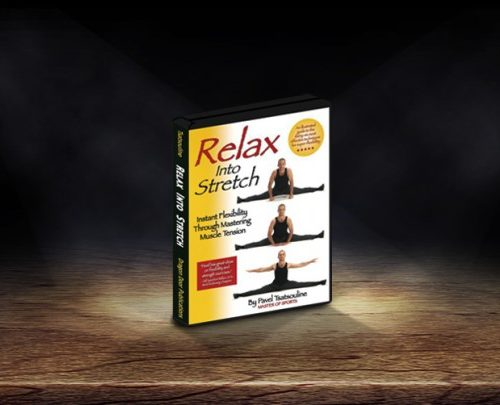 DVD: Relax Into Stretch