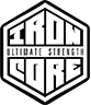 IronCore – Ultimate Strength Logo